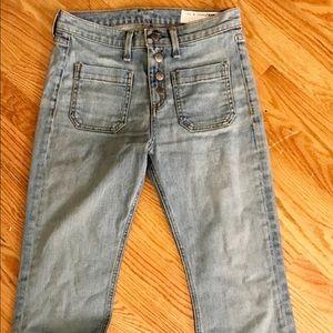 Rag and bone flare jeans 26